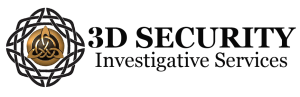 3d security investigative services